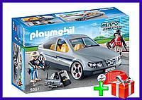 Игровой набор Конструктор Плеймобил Полиция: машина под прикрытием Playmobil 9361