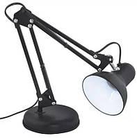 Настольная лампа, крепится к столу и ставится на стол