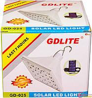 Лампа на солнечной батареи GD Light GD-025