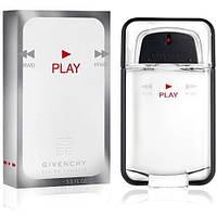 Givenchy Play туалетная вода 100 ml. (Живанши Плей)