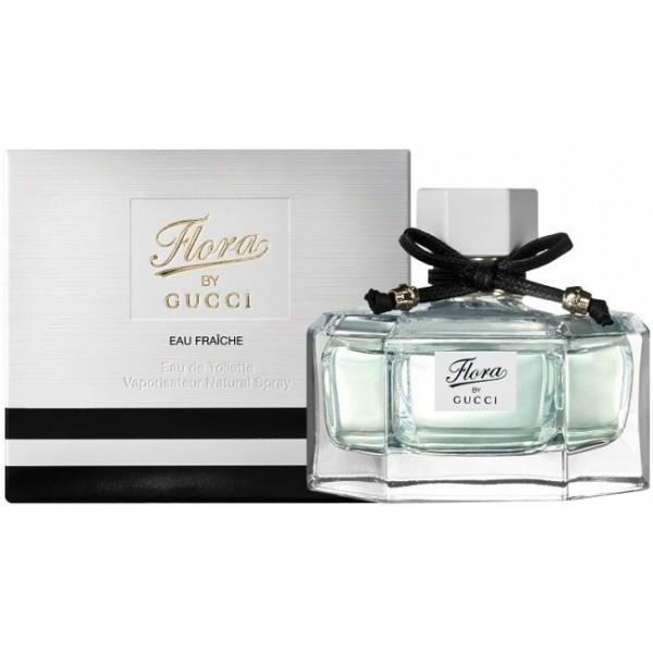Gucci Flora by Gucci Eau Fraiche туалетная вода 75 ml. (Гуччи Флора Бай  Гуччи e34cbc303108f
