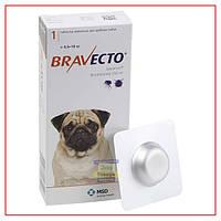 Таблетки Bravecto 4,5-10 кг (Бравекто) от блох и клещей для Собак