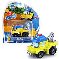 Машинка Робокар Поли (Robocar Poli) - Bucky , Баки , Die-Cast Silverlit