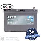Аккумулятор автомобильный EXIDE Premium 6CT 95Ah ASIA, пусковой ток 800А [+|–] (EA955), фото 4