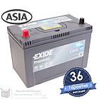 Аккумулятор автомобильный EXIDE Premium 6CT 95Ah ASIA, пусковой ток 800А [+|–] (EA955), фото 5