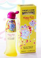 Moschino Cheap & Chic Hippy Fizz туалетная вода 100 ml. (Москино Чип энд Чик Хиппи Физз)