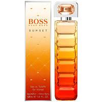 Hugo Boss Boss Orange Sunset туалетная вода 75 ml. (Хуго Босс Босс Оранж Сунсет), фото 1