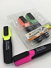 Набор цветных текстовыделителей Highlighter 4 шт, фото 2
