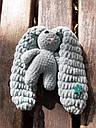 Зайчик очаровашка серый 200020, фото 2