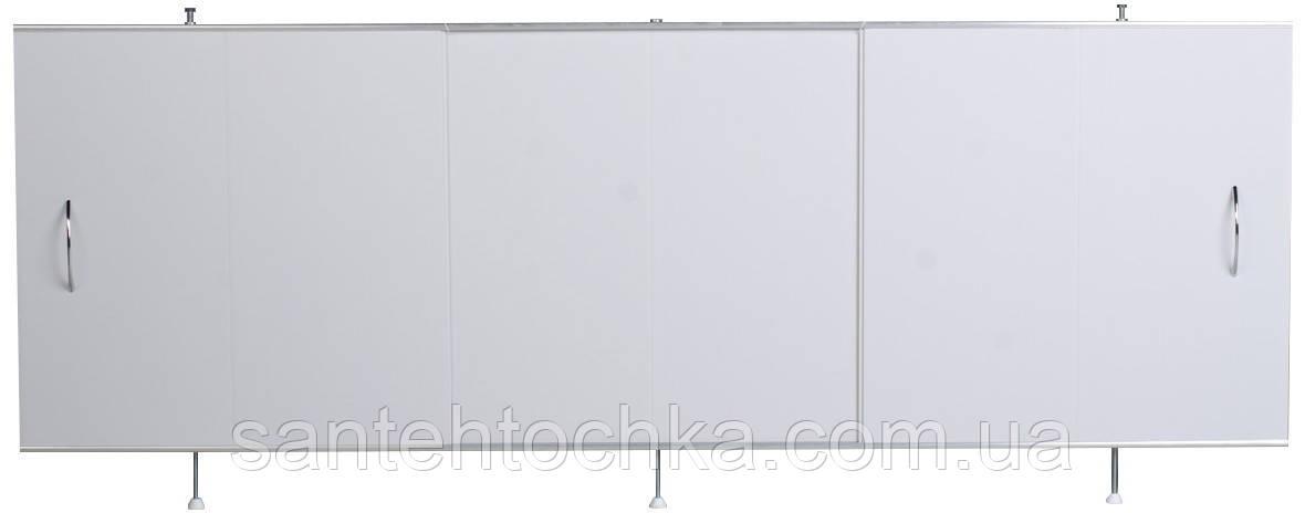 Екран под вану ODA «Универсал» (белый) 1,70*0,50