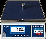 Весы профессиональные кухонные Днепровес ВТД-ФЛ (ВТД-15/1ФЛ) высокой точности, фото 2