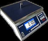 Весы профессиональные кухонные Днепровес ВТД-ФЛ (ВТД-15/1ФЛ) высокой точности, фото 5