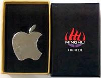 Подарочная Стильная Зажигалка Apple 4042 Будь в тренде! Модный аксессуар Выделись с толпы Успей приобрести