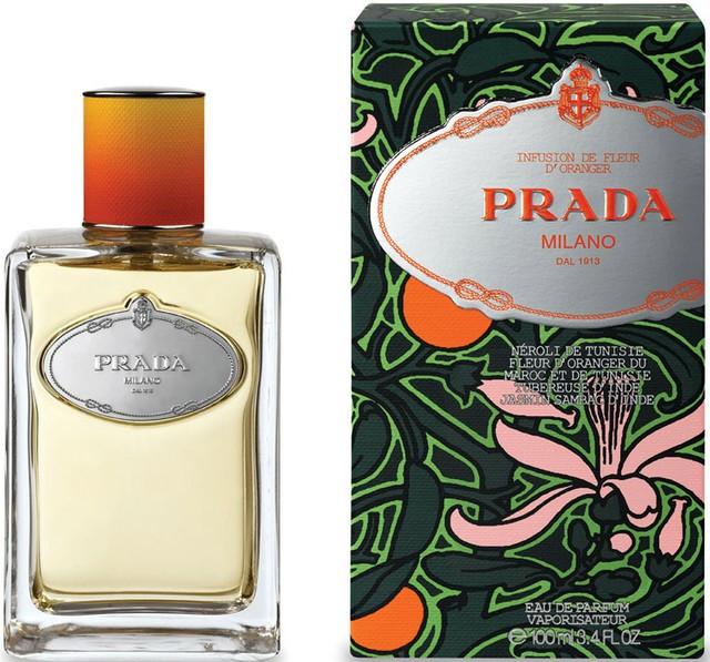 Prada Infusion de Fleur d'Oranger парфюмированная вода 100 ml. (Прада Инфьюжн Де Флер Д'Оранж), фото 1