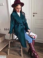 Женское пальто (бутылка, марсала, серый, черный)