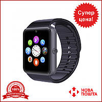 Смарт-часы Smart Watch GT-08. Bluetooth. 1 в 1 Копия apple watch