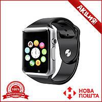 Smart Watch A1. Умные смарт часы-телефон