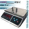 Фасовочные весы Днепровес Camry ВТД-C (ВТД-3C)