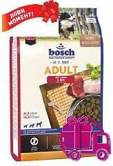 Корм Bosch Adult Lamm&Reis Бош Єдалт Ягня і рис для собак 15 кг
