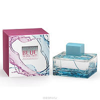 Antonio Banderas Splash Blue Seduction For Woman туалетная вода 100 ml. (Сплеш Блю Седакшн фо вумен), фото 1