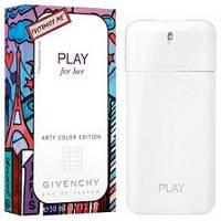 Givenchy Play For Her Arty Color Edition парфюмированная вода 75 ml. (Живанши Плэй Фо Хе Арти Колор Эдишн)