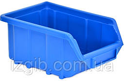 Ємність для майстерні синя мала, 170x115x75 мм