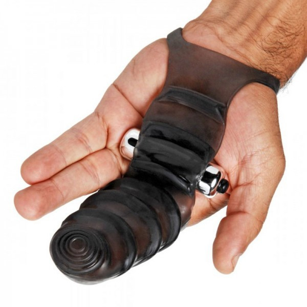 Кліторальний вібратор Finger Glove