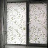 Рулонные шторы Романтик зеленый, фото 6