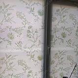 Рулонные шторы Романтик зеленый, фото 7