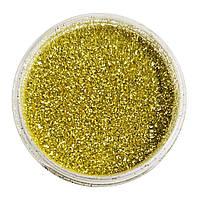 Сыпучие блестки-глиттеры STARLOOK Золото