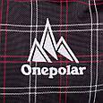Стильный городской рюкзак с отделением для ноутбука 25 л. Onepolar W1573-black черный, фото 9