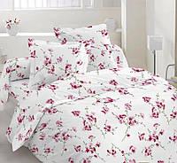 Набор постельного белья Бязь Люкс SAKURA Комплект полутораспальный, евро, двуспальный