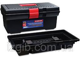 """Ящик для інструментів пластмасовий 12"""" 312х163х130 мм"""