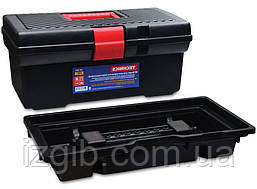 """Ящик для инструментов пластмассовый 12"""" 312х163х130 мм"""