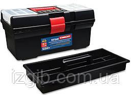 """Ящик для інструментів пластмасовий, """"Master"""" 16"""", 410х220х200 мм"""