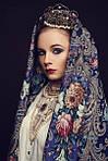Какой платок не стыдно надеть царице?