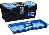 """Ящик для инструментов с металлической застежкой Master 24"""" 610x585x320 мм"""