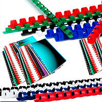 Пластиковые пружины для переплета