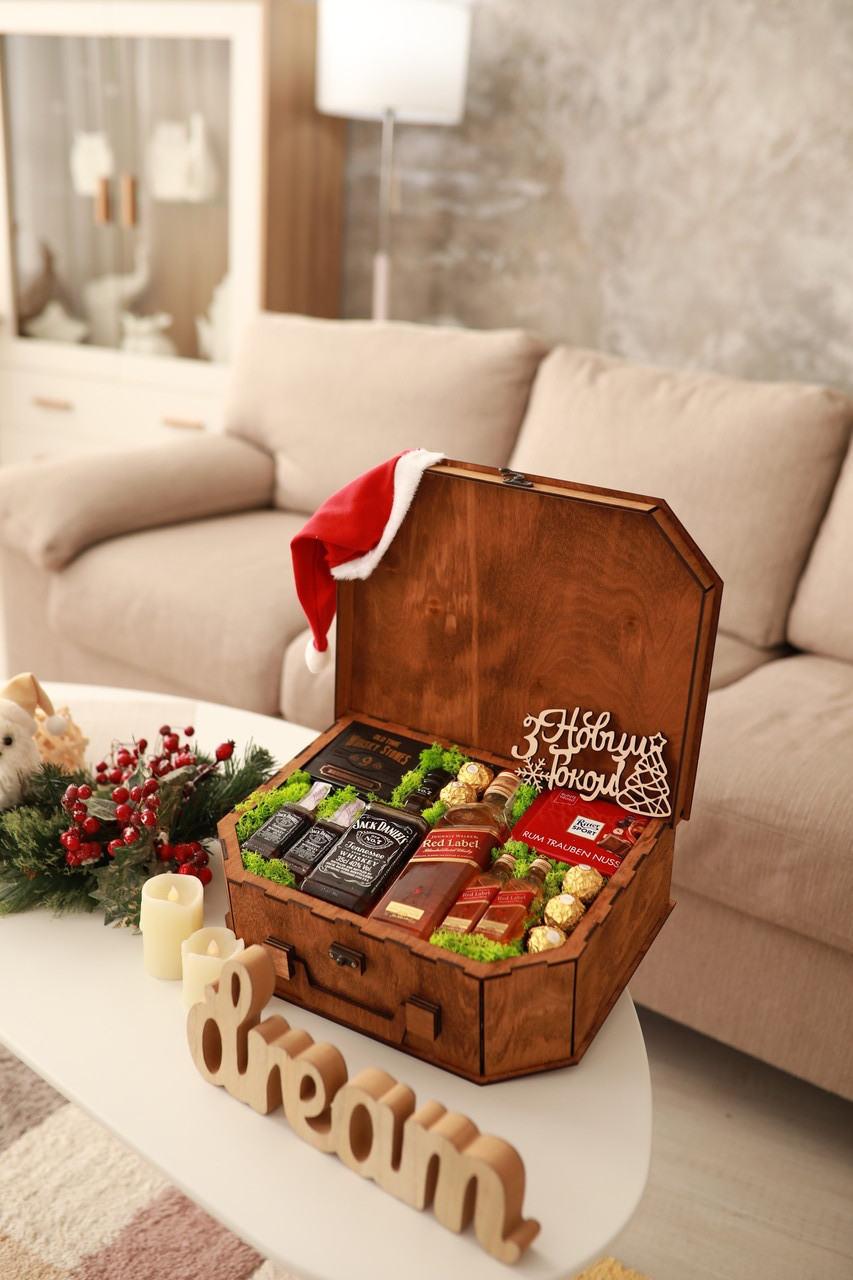 Оригинальный Подарок Мужчине на Новый Год - мужу, боссу, парню, начальнику