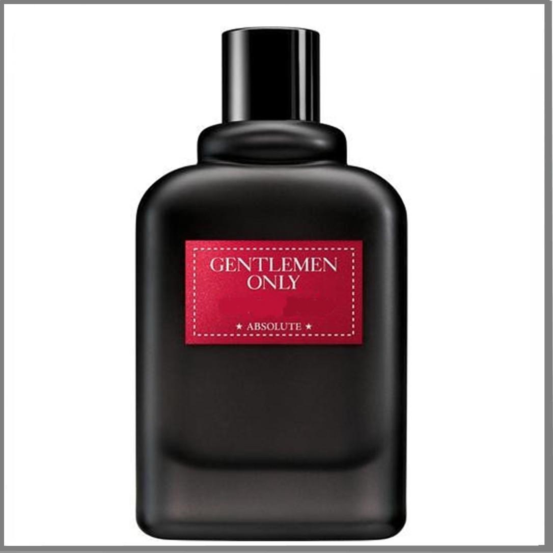 Тестер Gentlemen Only Absolute парфумована вода 100 ml. (Чоловічі Джентельмен Онлі Абсолют)