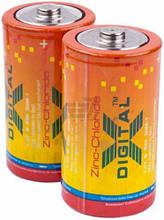 Батарейка X-Digital (R20) ( цена указана за 1 шт)
