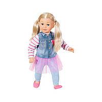 Кукла Sally Лучшая подружка Салли Zapf Baby Born 877678