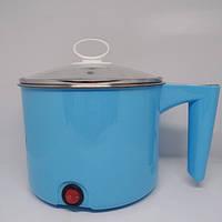 Электрическая кастрюля YS-402 (600 ВТ) Синяя