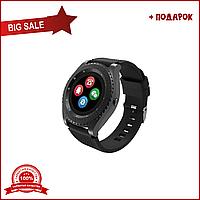 Умные часы Z3 черные. Smart watch black