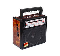 Радиоприёмник Golon RX-1405 USB, фонарик