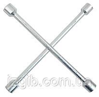 Ключ баллонный крестообразный 17х19х21х22мм