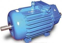 Электродвигатель MTF 412-8 22кВт/715об/мин крановый с фазным ротором