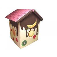 Мягкий домик Фрукты