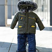 "Детский зимний комбинезон ""Александр-1"", фото 1"