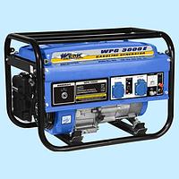 Генератор бензиновый WERK WPG 3000Е (2.5 кВт)